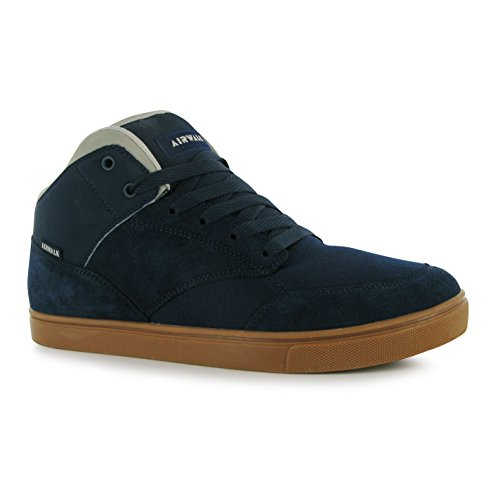 airwalk-breaker-mid-top-skate-shoes-mens-navy-casual-trainers-sneakers-uk8-eu42