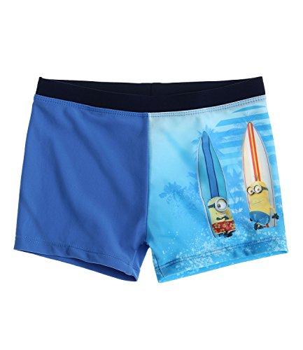 Pantalón bañador de Los Minions en azul