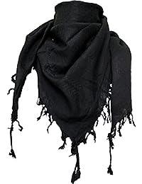 Palästinenser Tuch Schal - Schwarz