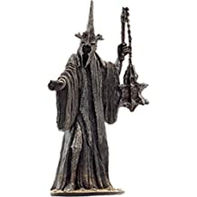 Lord Of The Rings - Figura de Plomo El Señor de los Anillos. Lord of the Rings Collection Nº 27 The Witch King At Pelennor Fields