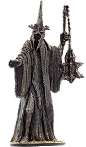 Lord of the Rings Señor de los Anillos Figurine Collection Nº 27 The Witch King 1