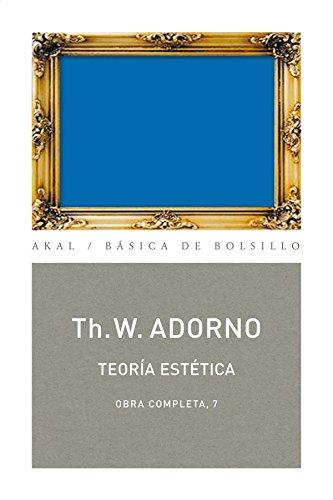 Teoría estética: Obra completa  7 par Theodor W. Adorno