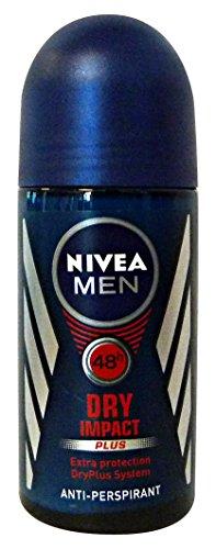 Men Dry Impact Déodorant Roll On 50 ml