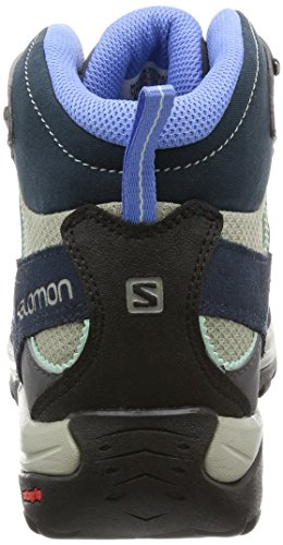 Salomon Ellipse 2 Mid LTR GTX Women's Chaussure De Marche - SS16 Black