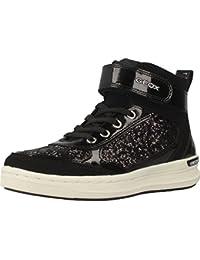 Zapatillas para ni�a, color Negro , marca GEOX, modelo Zapatillas Para Ni�a GEOX J AVEUP G. B Negro