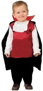 GUIRMA - Disfraz vampiro para niños de 12-24 meses (78010)