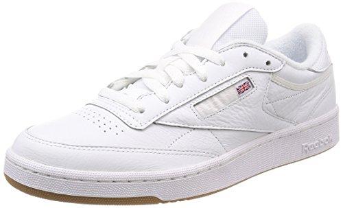 Preisvergleich Produktbild Reebok CLUB C 85 ESTL Sneaker Herren 9.5 US - 42.5 EU