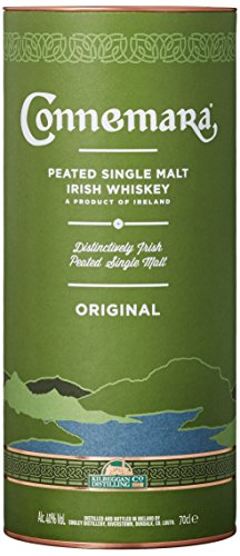 - 41asH  72jL - Connemara Peated Single Malt Irish Whiskey (1 x 0.7 l)