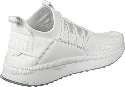 Puma Unisex-Erwachsene Tsugi Jun White Sneaker, Weiß weiß