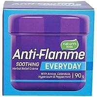 Nature's Kiss Anti-Flamme Tägliche Beruhigende Kräuter-Relief-Creme - 90g - Enthält Arnika, Hypericum, Calendula... preisvergleich bei billige-tabletten.eu