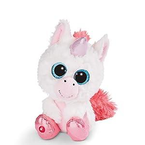 NICI- Unicornio Miky-Free Glubschis Peluche,