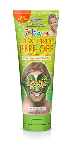 Montagne Jeunesse Mascarilla Peel-Off Tea Tree