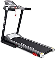 Skyland Foldable Treadmill w/ Rated Power 2HP upto 4HP Peak Motor & Built-in Speaker; With 120cm X 40cm Ru