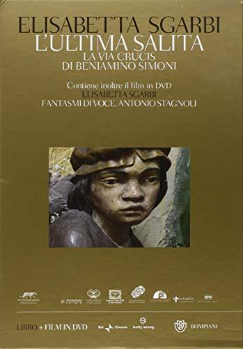 L'ultima salita. la via crucis di cerveno e il compianto di breno di beniamino simoni. ediz. illustrata. con 2 dvd