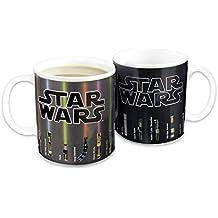 "Taza Térmica Star Wars/Guerra de las Galaxias ""Lightsaber/Espadas de Luz Láser"""