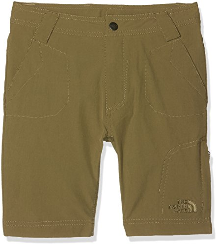 THE NORTH FACE B Short Burnt OL Green Short Exploration, Kinder M Burnt Ol Green -