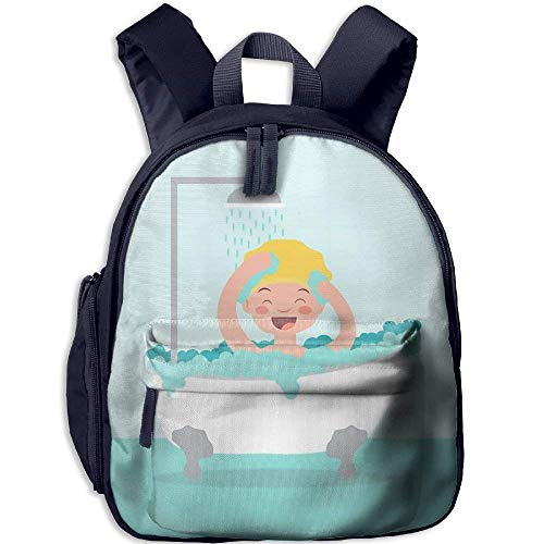 Sacs à dos enfant Lovely Schoolbag Cute Kitty Surrounded by
