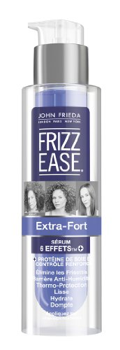 John Frieda Frizz-Ease Sérum Anti-Frisottis Formule Extra Forte 6 Effets Plus 50 ml