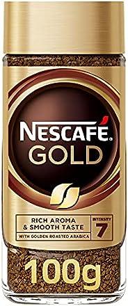 قهوة سريعة التحضير نسكافيه جولد، 100 غرام