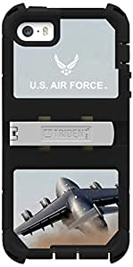 Trident Kraken A.M.S Series Case for iPhone 5/5s - Retail Packaging - US Air Force Lifestyle
