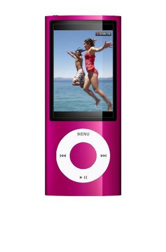 Apple iPod Nano MP3-Player mit Kamera pink 16 GB (Ipod Nano 5 16)