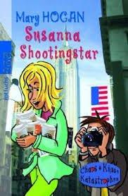 Susanna Shootingstar von Mary Hocan - Deutsche Ausgabe