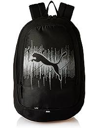 Puma 30 Ltrs Black-High-Rise Laptop Bag (7544801)