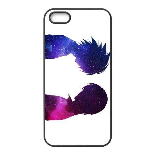 Death Note coque iPhone 5 5S Housse téléphone Noir de couverture de cas coque EBDXJKNBO11873