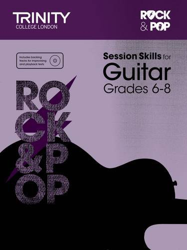 Session Skills for Guitar Grades 6-8