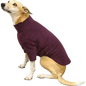 Hotterdog-Fleece-Jumper-Grape-new-Colour-Medium