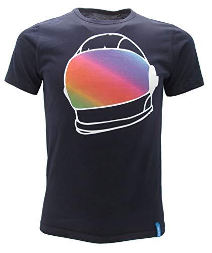 Global Brands Group T-Shirt Casco Bambino Ragazzo Epic Games Maglietta Blu Navy Ufficiale (10-11 Anni)