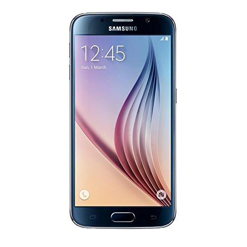 "Foto Samsung Galaxy S6 SM-G920F 12,9 cm (5.1"") 3 GB 128 GB SIM singola 4G Nero 2550 mAh"