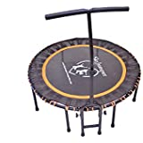 MT45inch Spring Free with Handle Rebounder