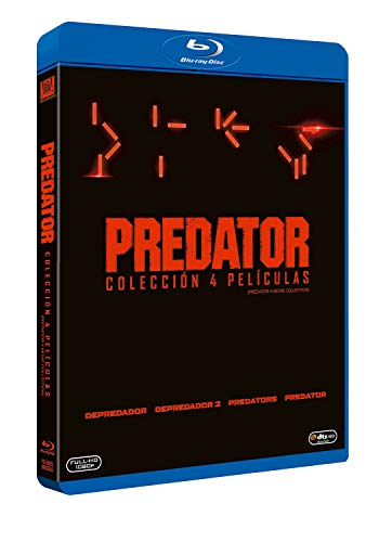 Predator: Pack 4 Película