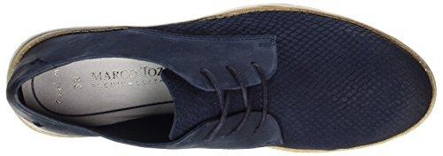 Marco Tozzi Premio 23602, Scarpe Stringate Basse Oxford Donna Blu (Navy 805)