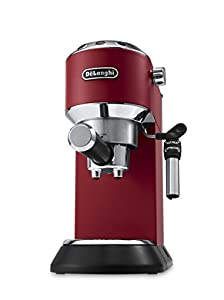 Delonghi EC685R Dedica Coffee Machine - Red from delonghi