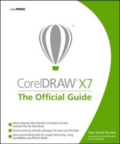 Coreldraw X7 (Official Guide)
