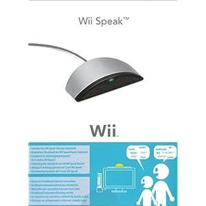 Wii – Wii Speak
