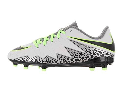 verde Jr Nero Nike Calcio Puro platino Hypervenom Fantasma Phelon Plateado Unisex Ii Fg Stivali awZ1wqH