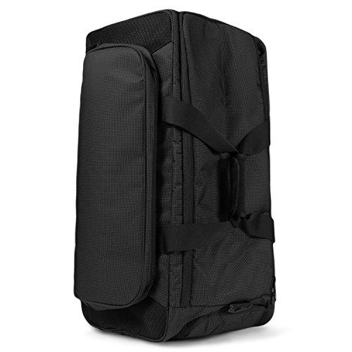 Killtec Screen Orion Trion Reisetaschen Sporttaschen Umhängetaschen Freizeittaschen in Schwarz oder Schwarz Neon-Grün, verschiedene Größen Art. 257_VS_1