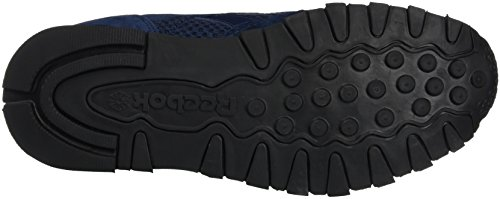 Reebok Classic Clip Tech, Sneakers Basses Homme Blau (Collegiate Navy/White/Black)