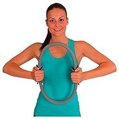 Pilates Ring 38 cm, Pilatesring Gymnastikring, Yoga, Widerstandsring,
