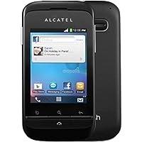 Alcatel One Touch 903D Smartphone (7,1 cm (2,8 Zoll) Touchscreen, 2 Megapixel Kamera, Dual-SIM, Android 2.3) schwarz