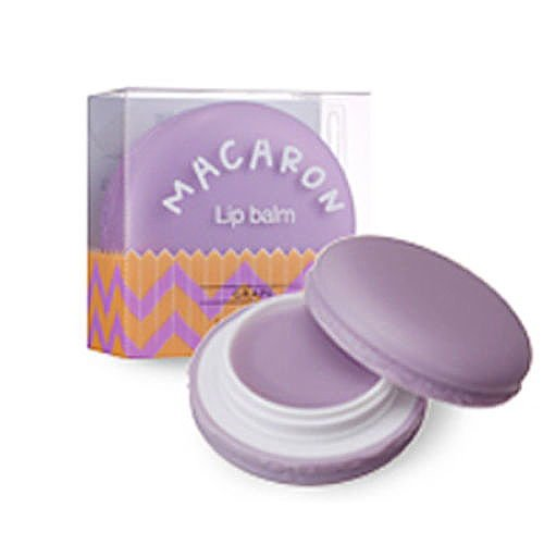 (6 Pack) ITS SKIN Macaron Lip Balm #03 Grape