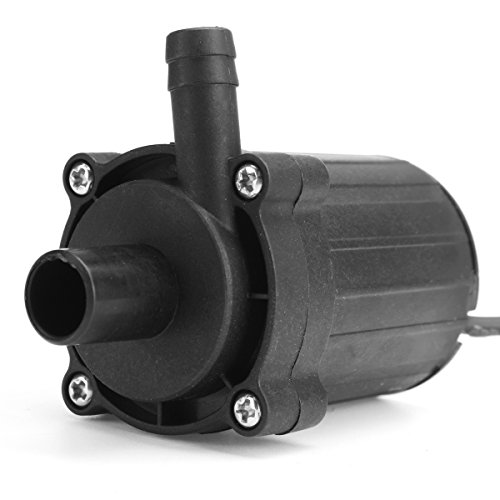 Preisvergleich Produktbild EsportsMJJ Dc 12V Sauber Wasserpumpe Mini Booster Umlaufpumpe Bürstenlose Pumpe 8L / Min