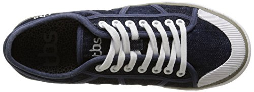 TBS Violay, Sneakers Basses femme Bleu (Denim)