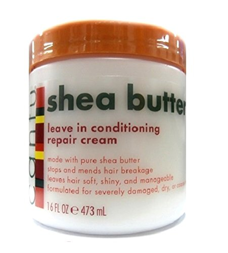 Cantu Shea Butter Leave In Conditioning Repair Cream 473ml (16oz) (Conditioning Creme Deep)
