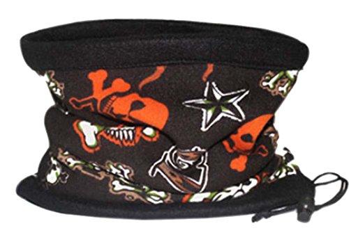 Brooklyn Cycling Cap (2 Stücke des kühl und charmant Hat Schal Dual-Use-)