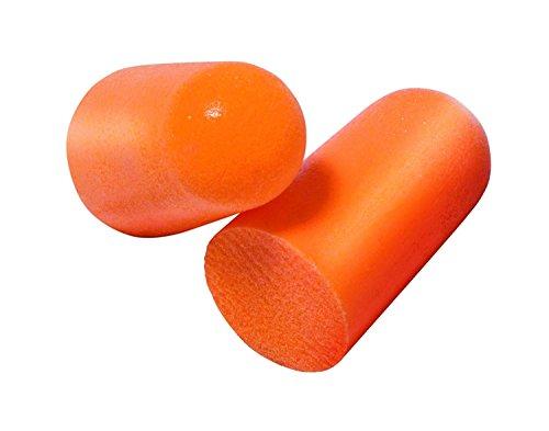200pares tapones pares puntas con micrófono modellabili para los oídos auriculares de trabajo desechable sin cordón 11003m