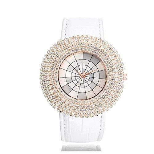 Timbre Reloj, Esfera Grande Taladro Completo Correa